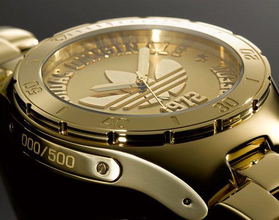 Reloj 5724 Trefoil del 40.º Trefoil aniversario de adidas adidas Originals | ea009d7 - sfitness.xyz