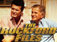 The Rockford Files and James Garner was a great TV show to watch.  It was a fun detective series.