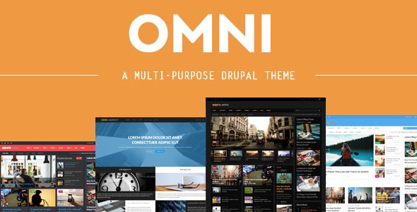 Omni modern html app template by unionagency | themeforest.