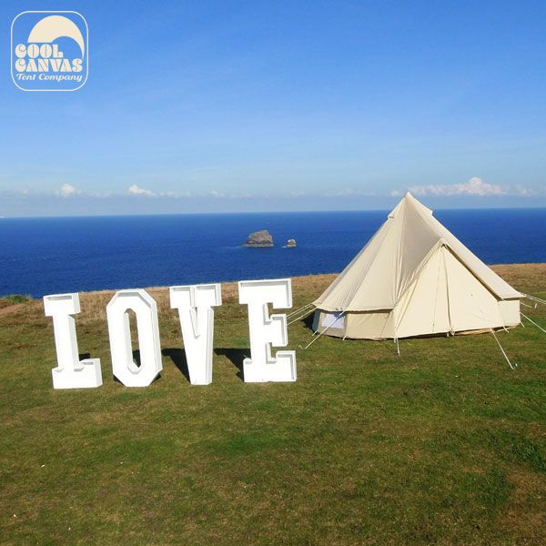 Cool tents full of love. Traditional canvas bell tents by Cool Canvas Tentu2026 & Cool tents full of love. Traditional canvas bell tents by Cool ...