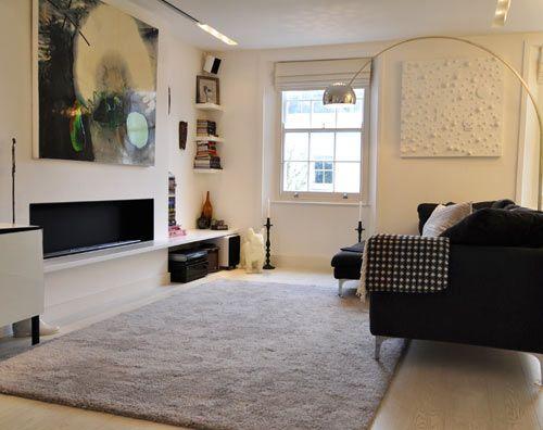 1 Bedroom Flat Interior Design Prepossessing Kiadesignsapt1  Interior Design Studio Designsand Fireplaces Design Inspiration