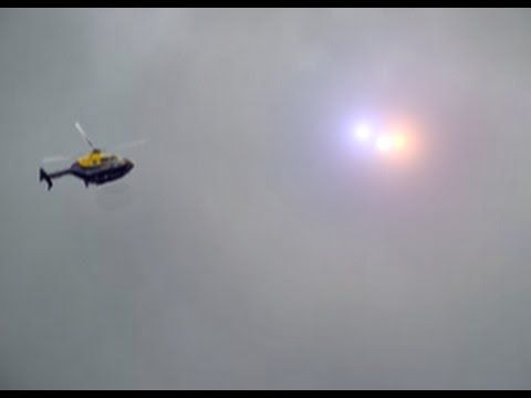 UFOS Sighting From Helicopter Over London June 2013 - YouTube