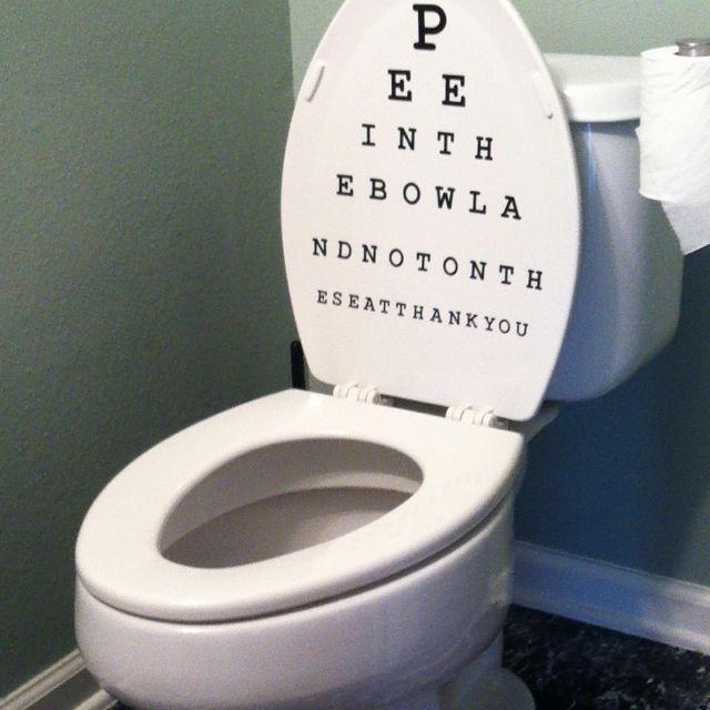 terrific related attractive boys bathroom ideas | Cute idea!! | Eye Charts | Boys bathroom decor, Bathroom ...