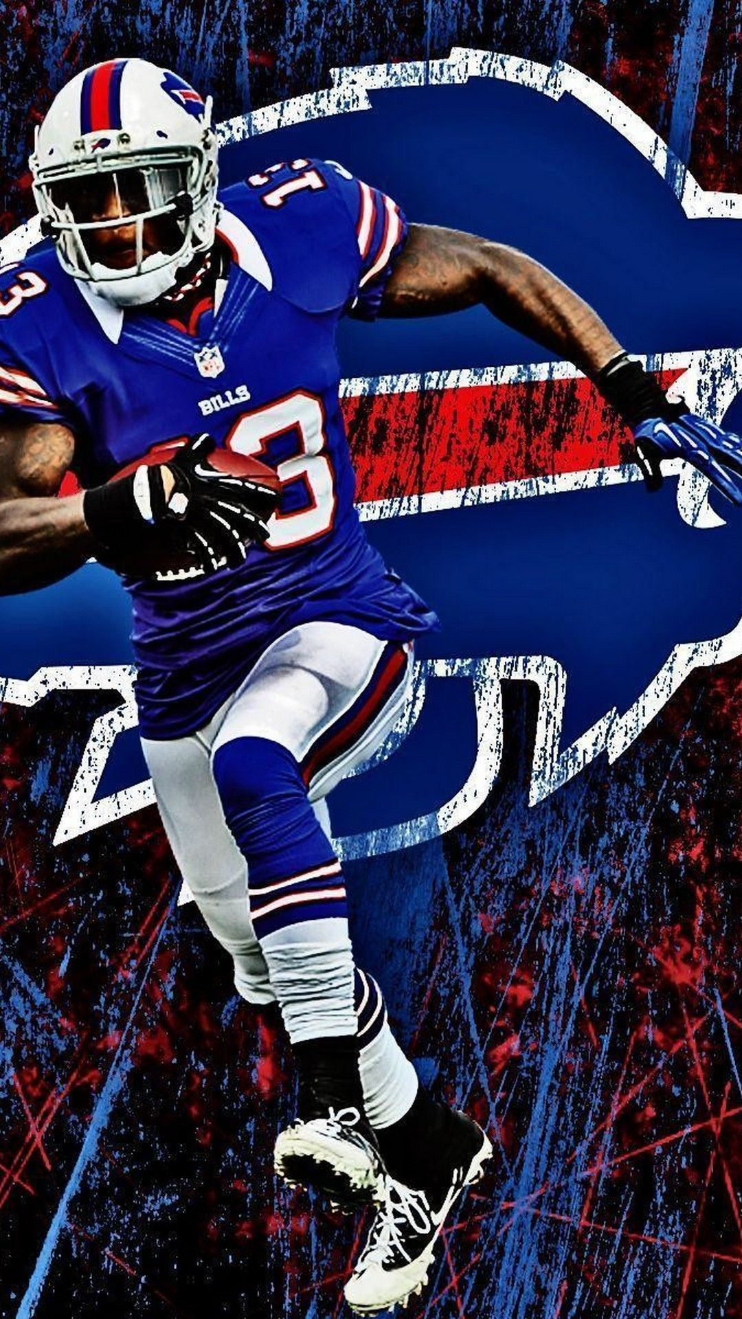 Buffalo Bills Iphone Wallpaper Lock Screen Best Nfl Wallpaper Deportes