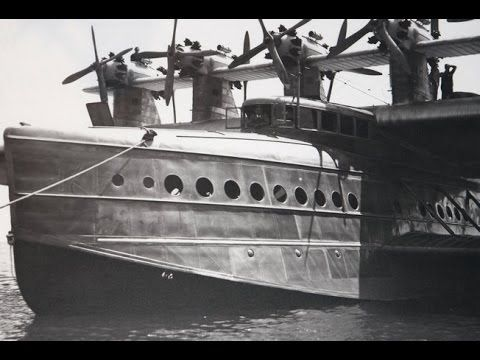 Wings of the Luftwaffe: The Sea Planes - YouTube