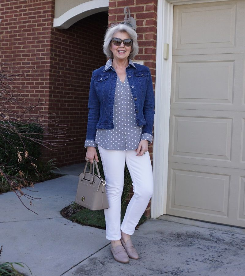 Jean Jacket Styling Tip