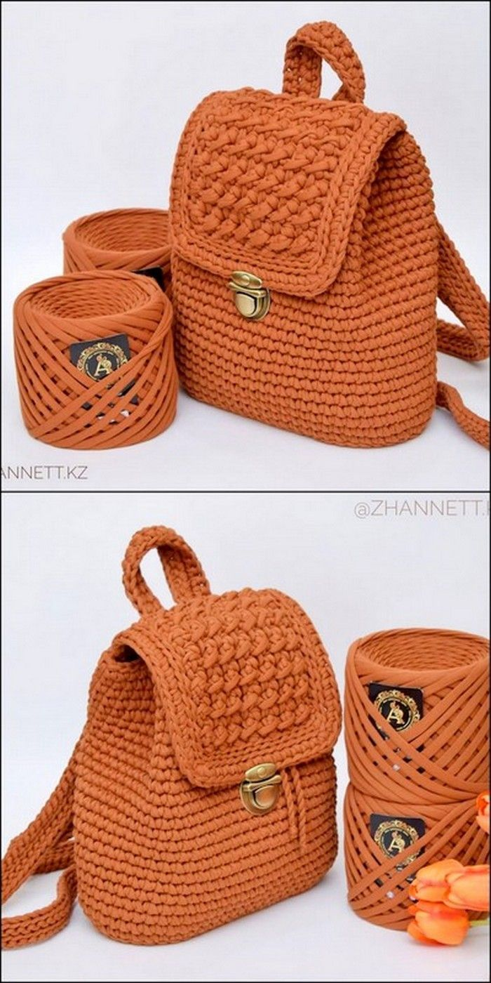 Eye-Catching Crochet Pattern Ideas For Everyone  2019  best crochet bag pack set  The post Eye-Catching Crochet Pattern Ideas For