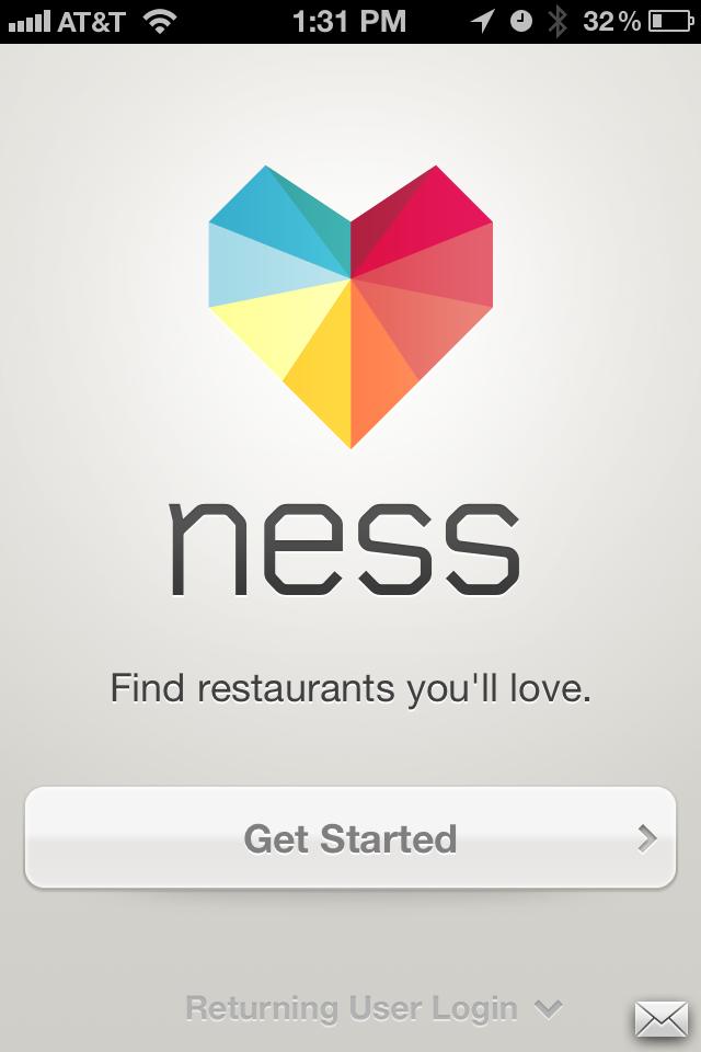 Ness Sign In Sign Up Mobile App Design App Design Mobile Design Inspiration