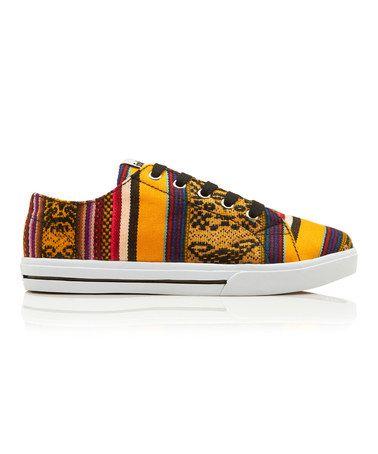 Mango Low-Top Sneaker #zulilyfinds