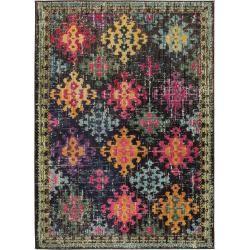 Photo of benuta carpet Casa Multicolor 240×340 cm – vintage carpet in used look benutabenuta