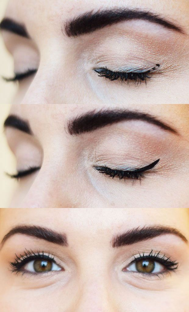 They say practice makes perfect, but when it comes to your eyeliner, that's only half the battle. The other half? Technique, especially when you want to master the cat eye. | Health.com