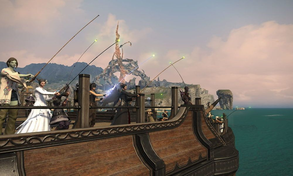 Ffxiv Ocean Fishing Guide Mount Minion And Spectral Current Tips Last Fantasy Xiv Is Chock Full Of Fascinating Little Ocean Fishing Fishing Guide Fishing Trip