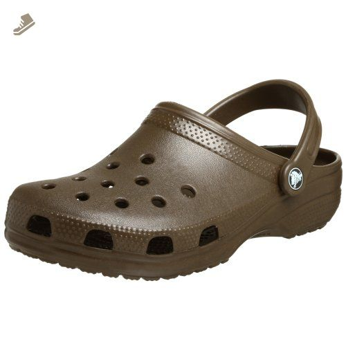 High Quality Crocs Adult Original Classic Clogs Mens Chocolate Crocs Mens Slides Sandals