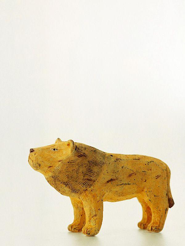陶芸家 石原稔久 オフィシャルサイト せきそ粘土 動物の彫刻 陶芸