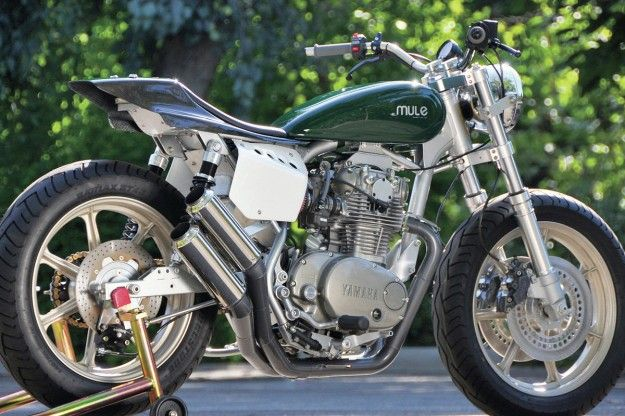 How To Build  Stroke Motorbike From Scratch