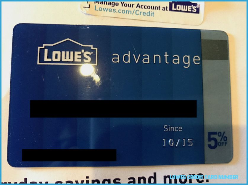 Understanding The Background Of Lowes Credit Card Number Lowes Credit Card Number In 2020 Credit Card Statement Credit Card Services Discover Credit Card