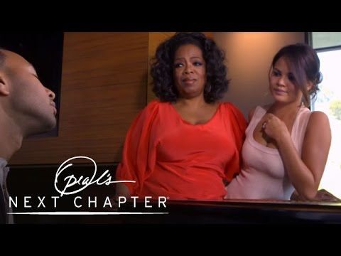 "John Legend Performs ""All of Me"" 