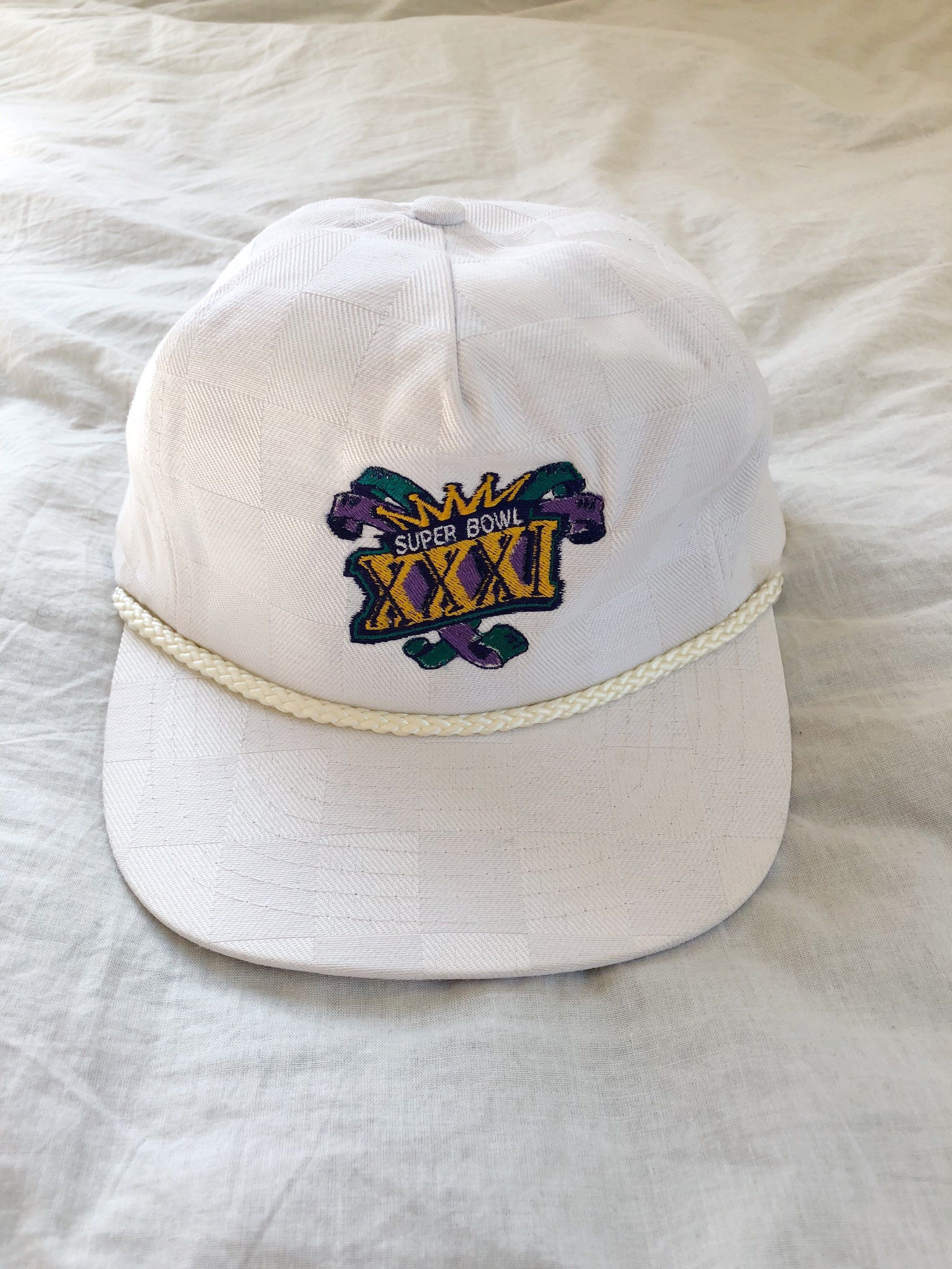 Excited to share the latest addition to my  etsy shop  Super Bowl XXXI Hat 51dacfdce
