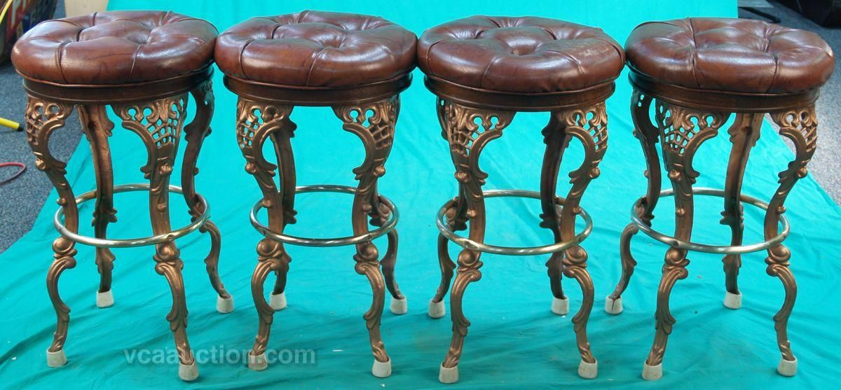 This is how I would want the bar stools to look