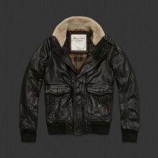 Kilburn Mountain Leather Jacket