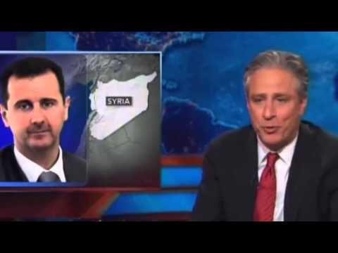 Jon Stewart: 'F*cking Crazy' ISIS 8.27.14 - YouTube