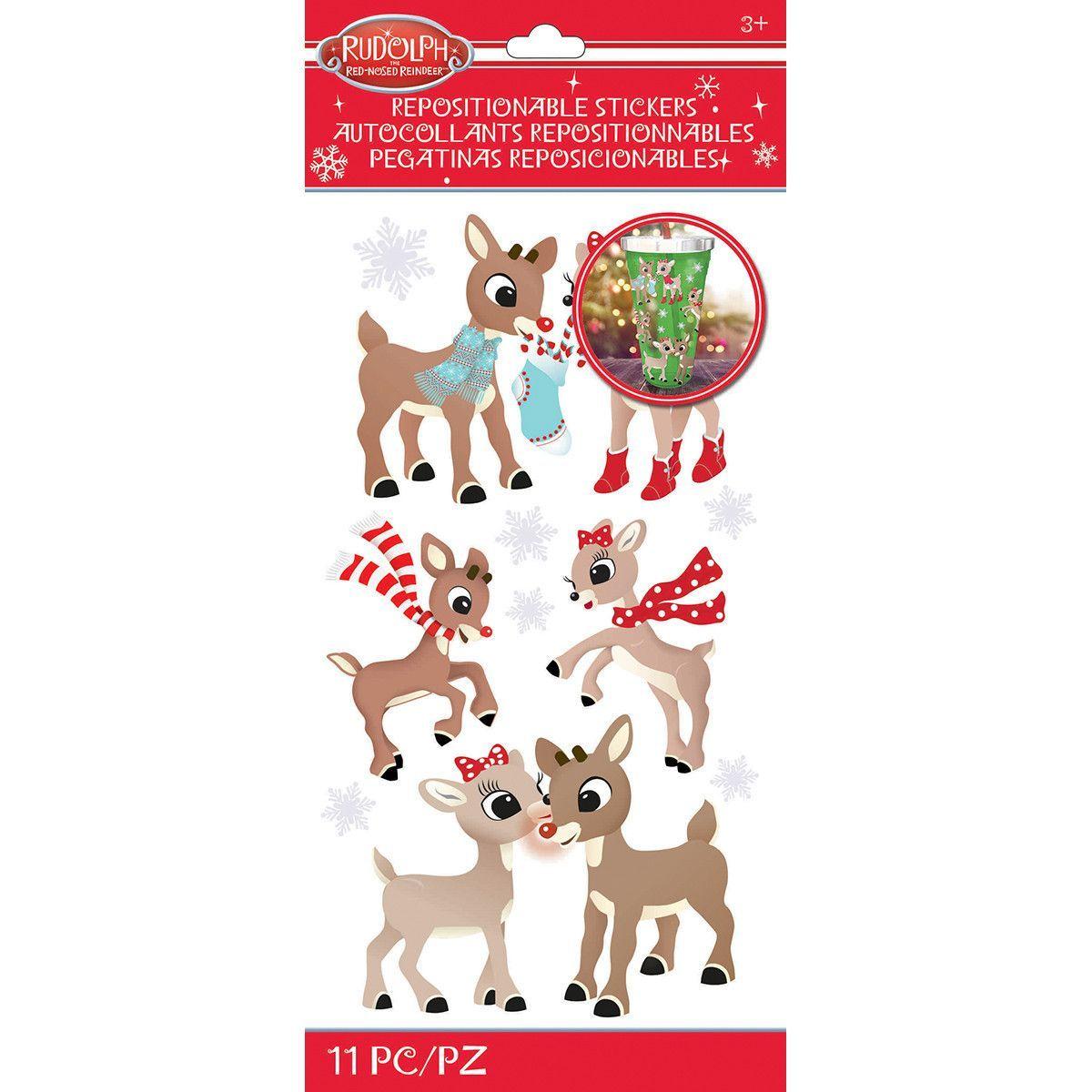 Fantástico Rudolph Y Clarice Para Colorear Friso - Ideas Para ...