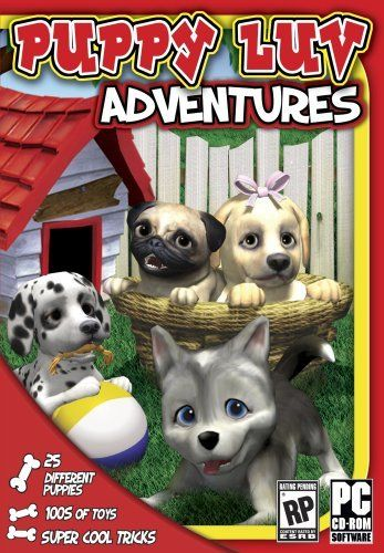 Puppy Luv Adventures by Game Mill Publishing, http://www.amazon.com/dp/B000UXOHO2/ref=cm_sw_r_pi_dp_LZhjrb1ZDE7FA