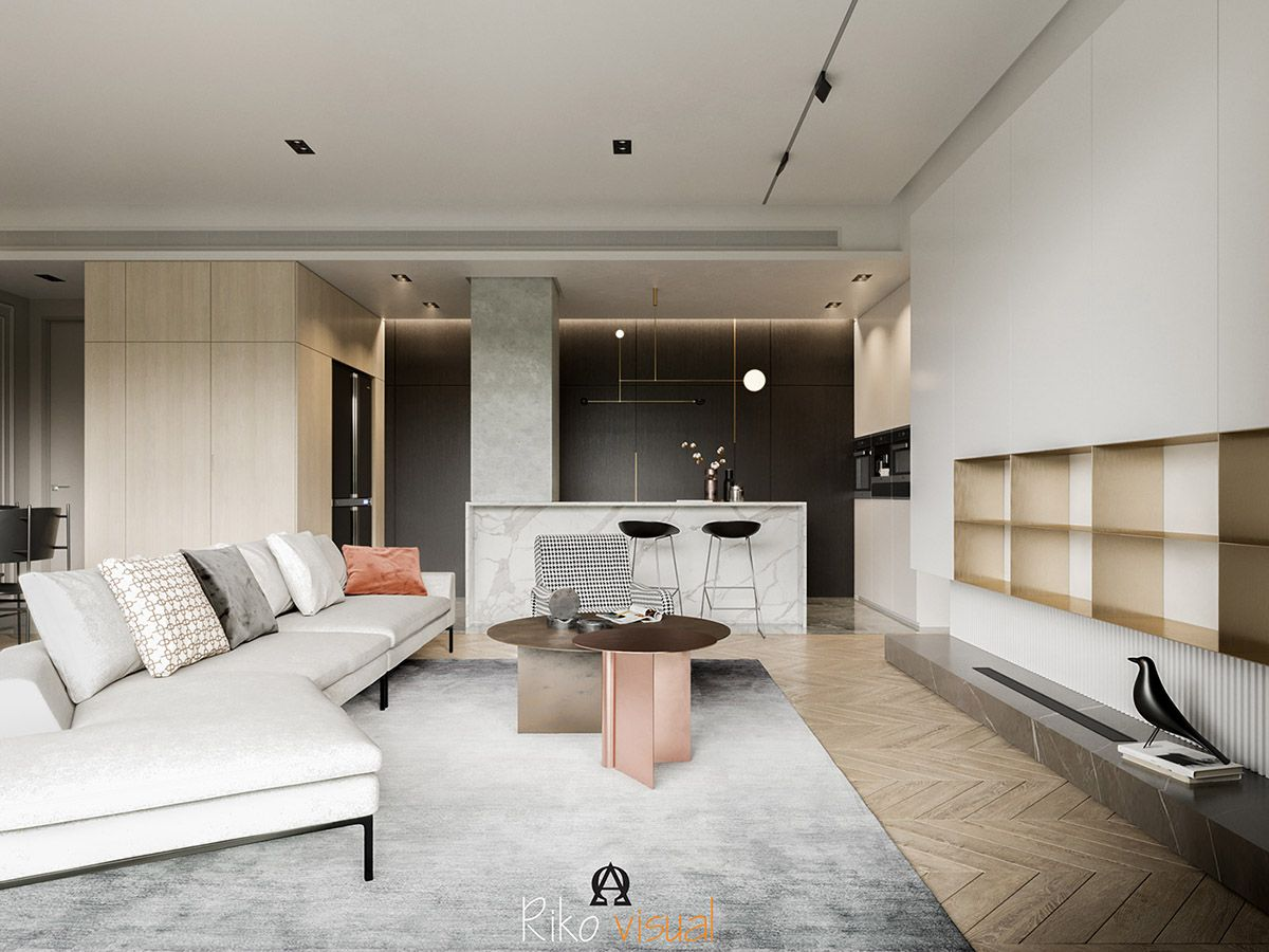 3 Home Interiors With Modern Elegance