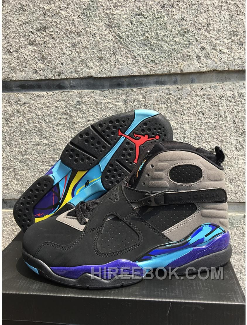 b5a390b151c140 Men Basketball Shoes Air Jordan VIII Retro 212 Free Shipping MMDXMfJ ...