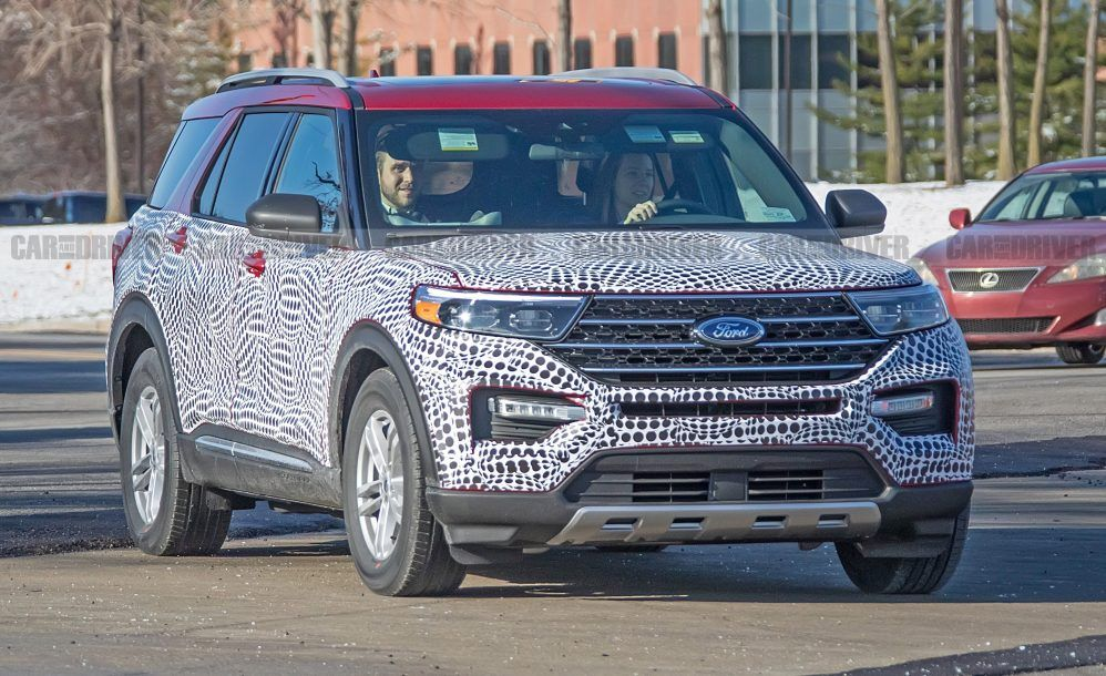 Ford Has Actually Revealed The 2020 Explorer Suv The Next Generation Of Among Its Most Popular And Essential Vehicles And The New Sport Energy Vehicle Concurr