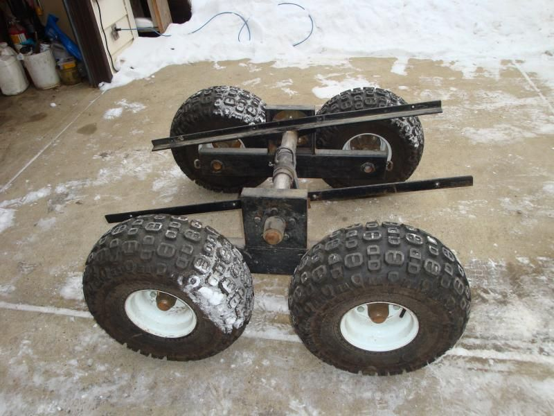 Atv Trailer Axle Looking For Some Input Page 2 Atv Trailers Trailer Axles Quad Trailer