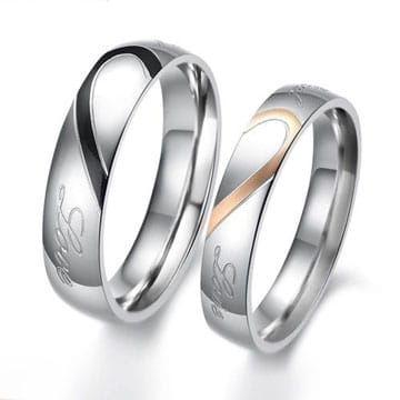 209747e3f774 Anillos de plata para hombre modernos y elegantes