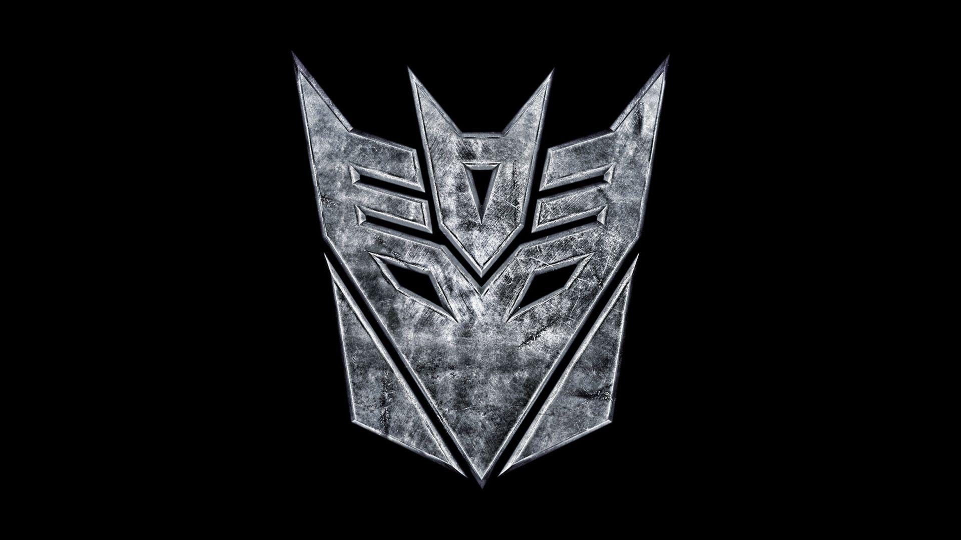 Transformers Autobot And Decepticon Logo 7 Wallpaper Background Hd