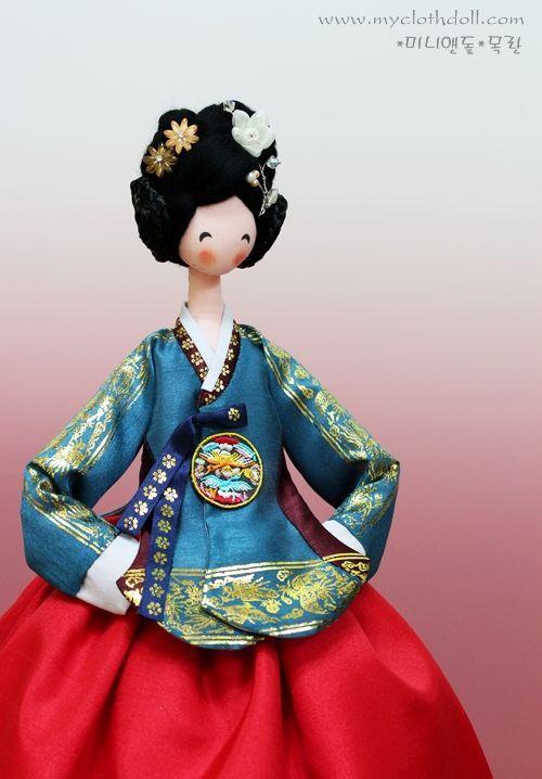 Очень красивые корейские куколки.. Обсуждение на ...