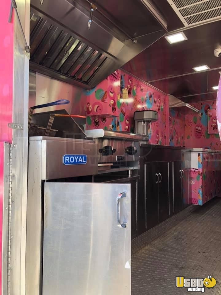 Chevy kitchen truck used food truck for sale in minnesota