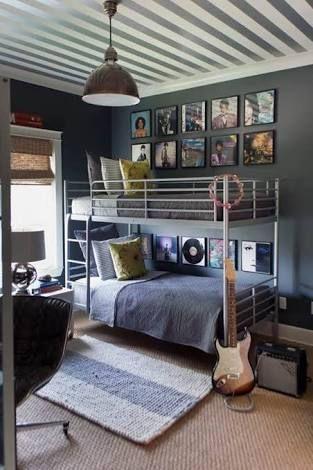 Boys Industrial Style Bedroom Google Search Boy Bedroom Design