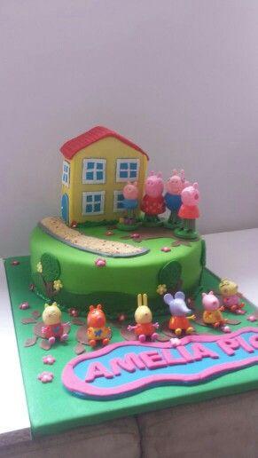 Peppa's cake
