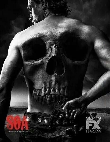 Love It Sons Of Anarchy Anarchy Tv Series To Watch
