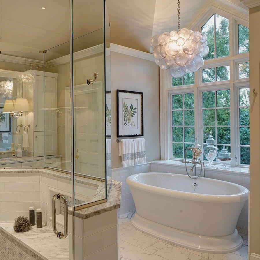 Traditional Bathroom Design Drury Design Bathroom Design Traditional Bathroom Remodel Gray Bathroom Decor