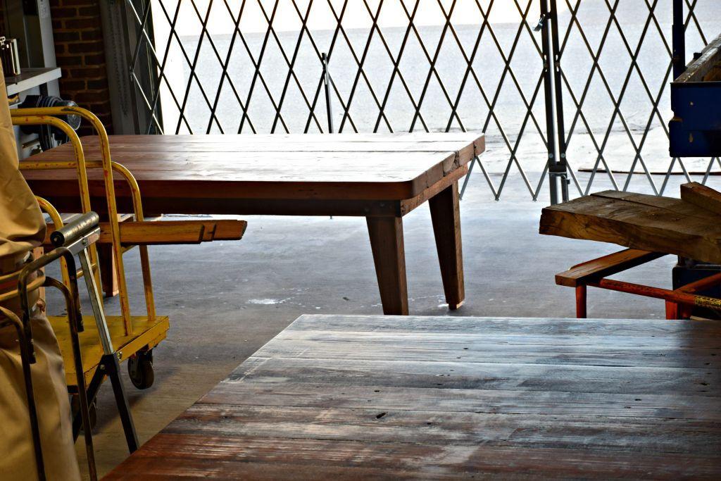 Eco Relics Reclaimed Wood Builds Custom Furniture In Jacksonville Florida