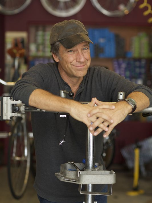 Pin on MIKE ROWE AND DIRTY JOBS