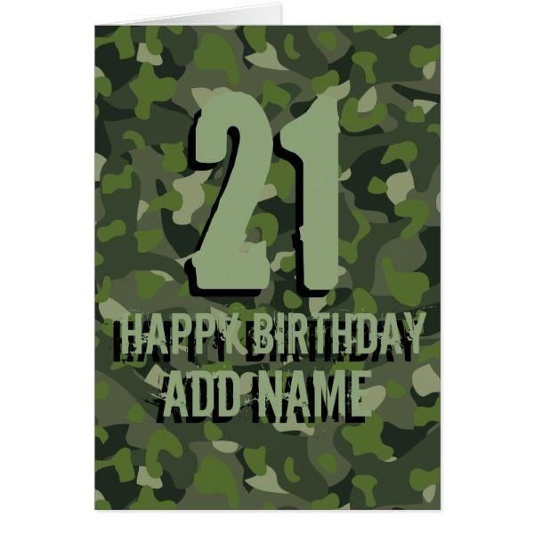 Green mountain disruptive camouflage card cards birthday green mountain disruptive camouflage card cards birthday happybirthday bookmarktalkfo Gallery