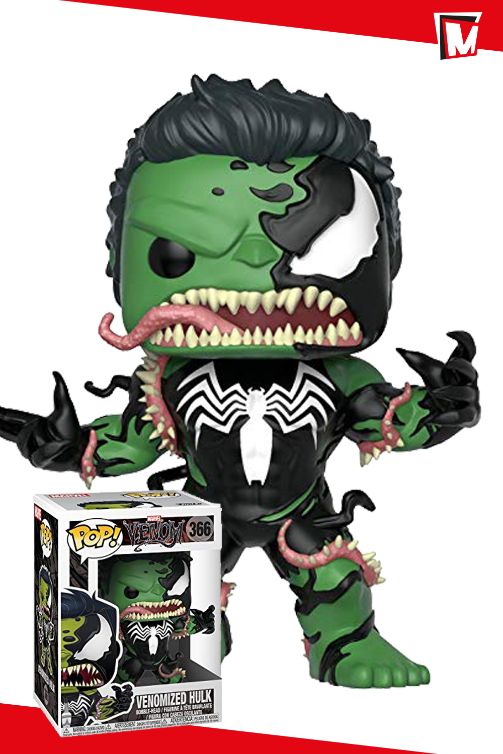 Venom X Hulk Pop Funko Pop Marvel Pop Figurine Funko
