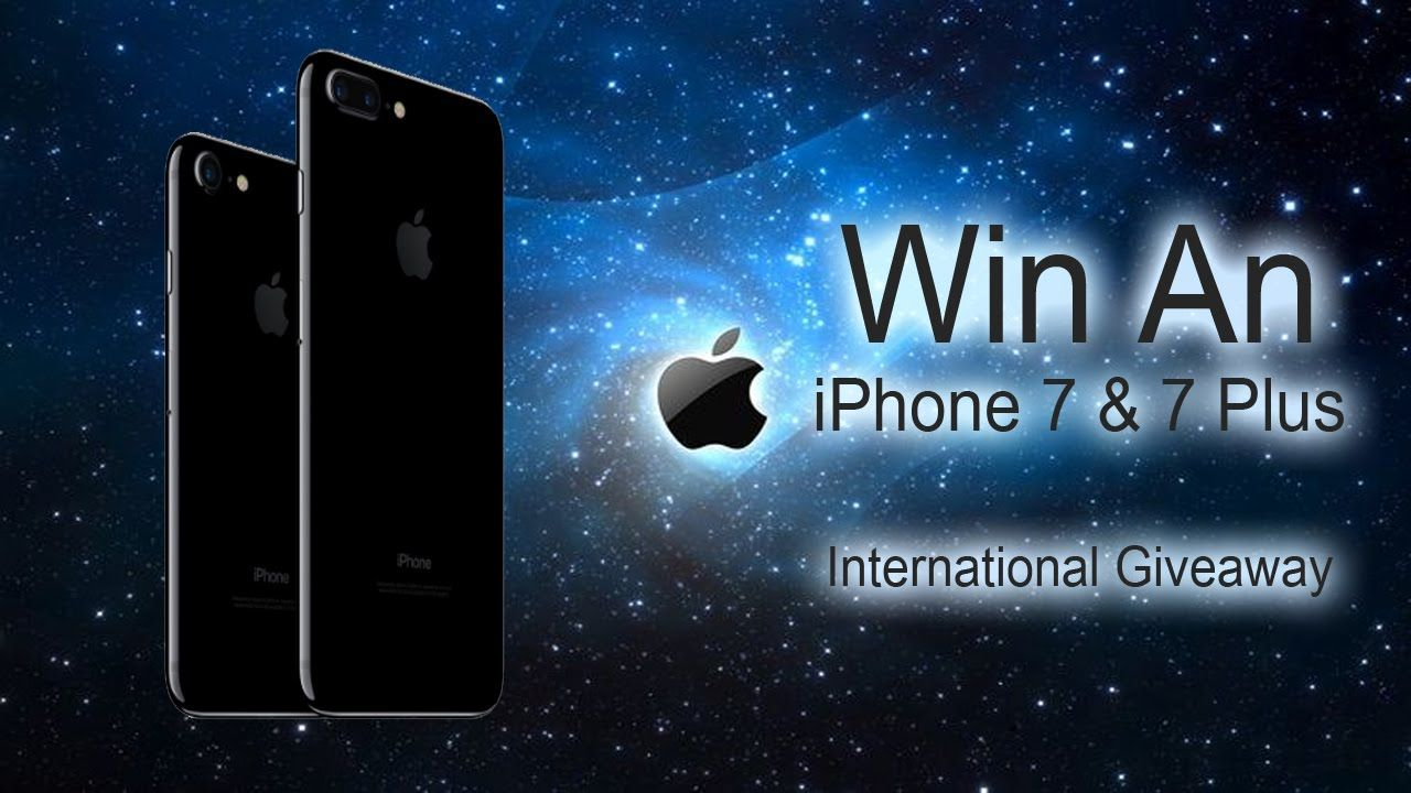 how to win a free iphone 7 plus