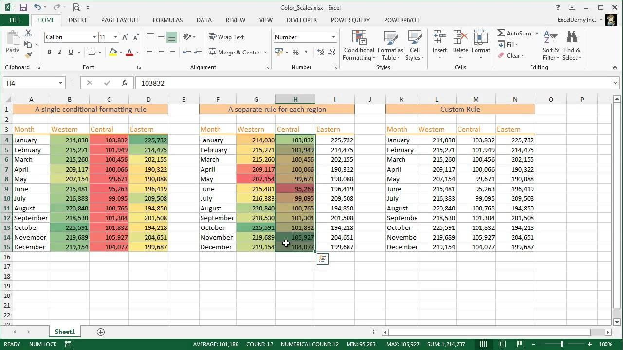 1 Color Conditional Formatting Excel Here S Why You Should Attend 1 Color Conditional Format In 2020 Personal Financial Statement Excel Format