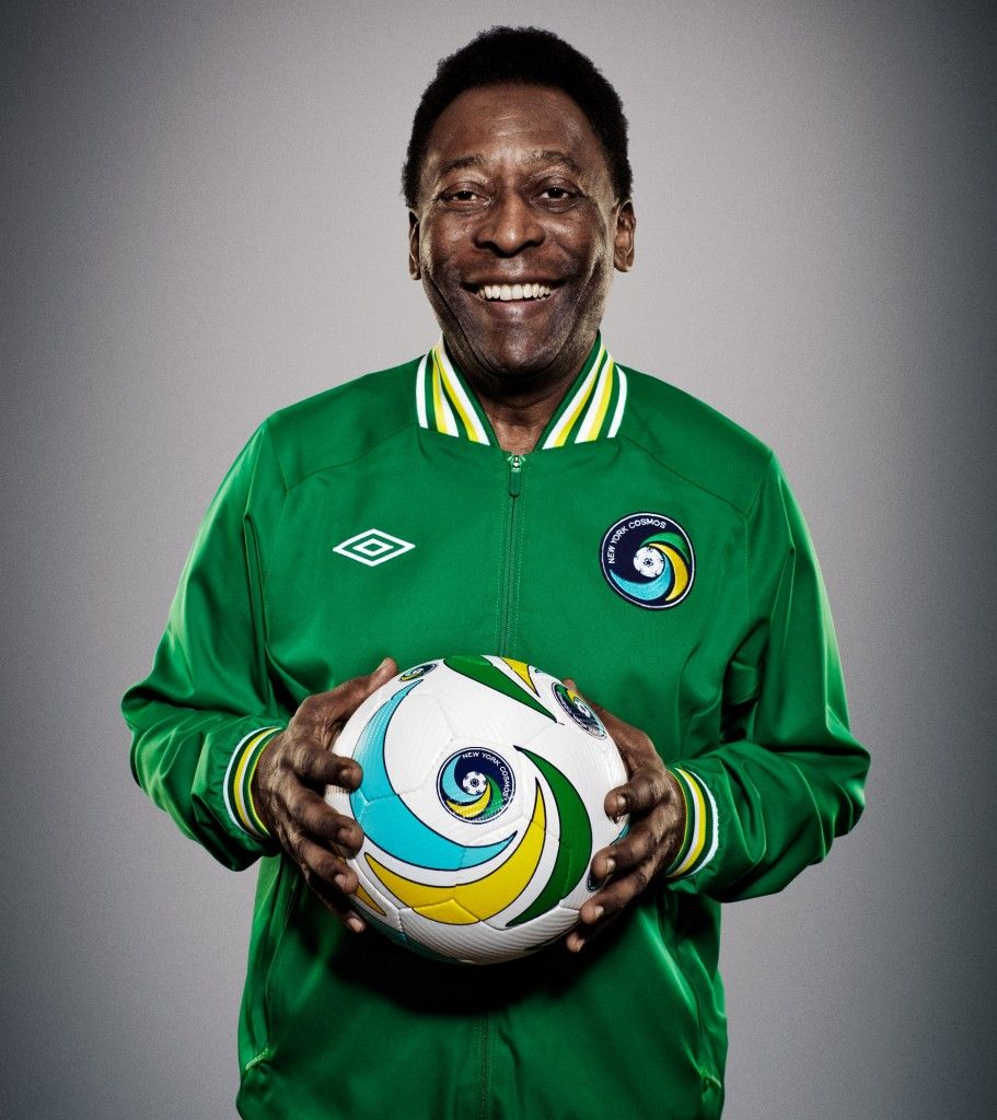 Pele is improving his clinical condition but remains in ICU