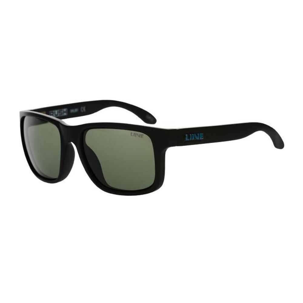 7b925bb4aee2 eBay  Sponsored Liive Vision Rush Polarised Float Matt Black Sunglasses  L0540A