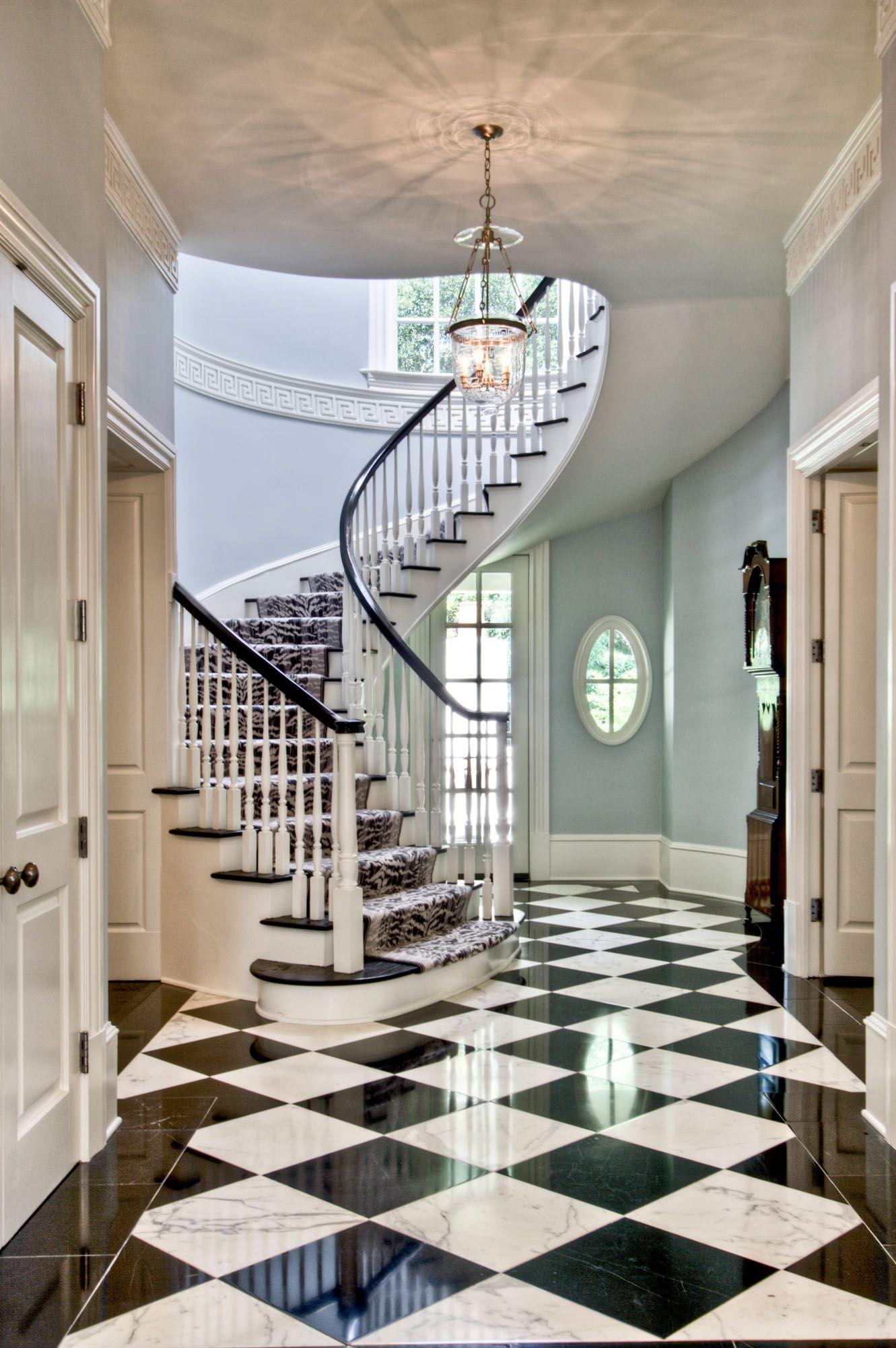 Best Harrison Design Stairs White Marble Floor Dream House 400 x 300