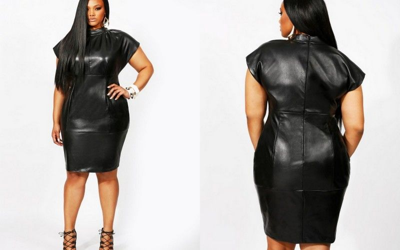 17 Best images about Lusting for Plus size Leather on Pinterest ...