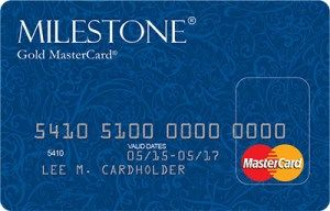 Apply For Milestone Gold Mastercard Credit Card Reviews Credit